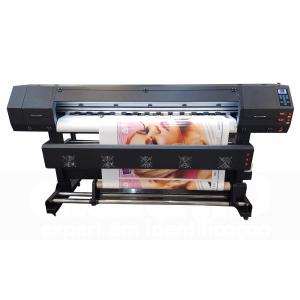 Impressora eco-solvente NovaJet Iron 160