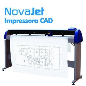 Impressora Novajet CAD