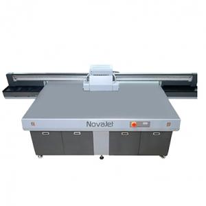 Impressora NovaJet UV TFB 2513 LED com cabeças Ricoh GEN 5