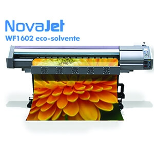 Impressora eco-solvente WF1602